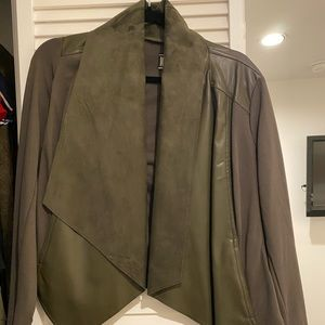 Suede/ Leather Jacket